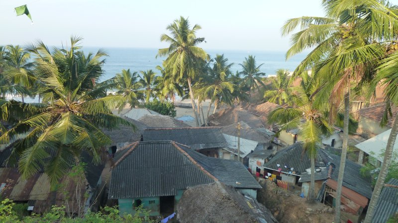 Fishing village - Kovalam