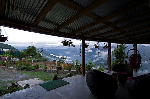 Emerald Trail- home stay in India