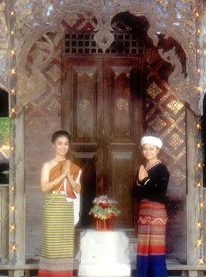 """The Thai """"Wai"""""""