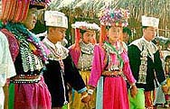 Lisu Hill Tribe