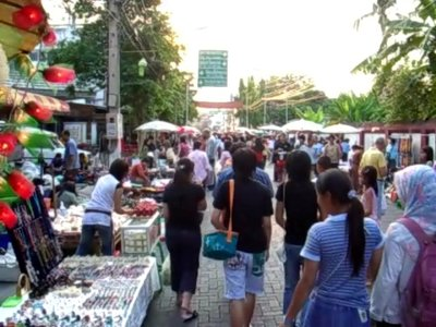 Chiang Mai's Unique Weekend Walking Markets