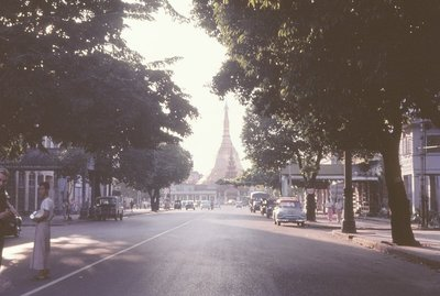 Sule Pagoda, Rangoon
