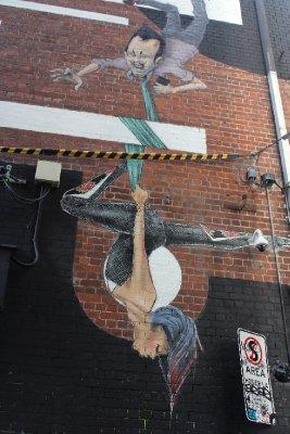 Acrobat Woman