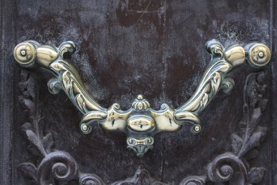 Doorknobs of Barcelona