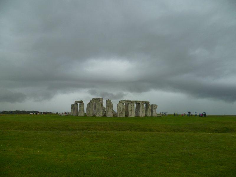 Even more menacing Stonehenge