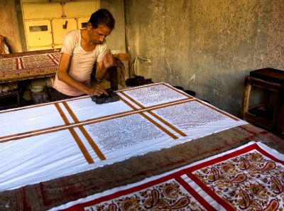 Cloth Maker 1. Photo by Daver141