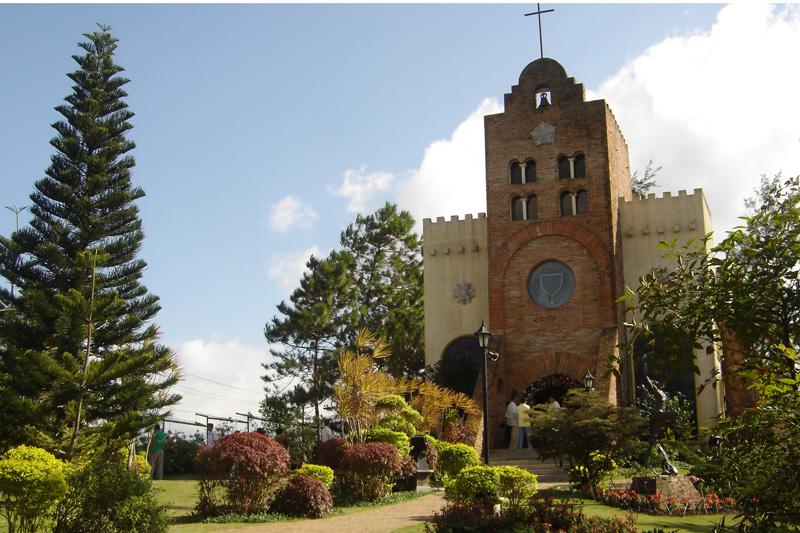 Caleruega Chapel