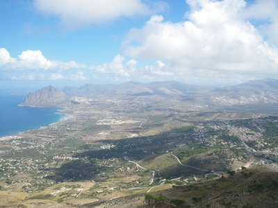 Sicily, my new home