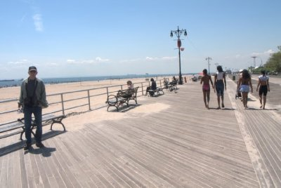 brighton beach boardwalk