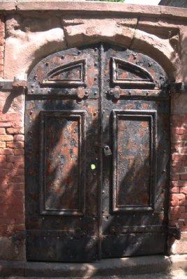 back in manhattan - st patrick's gate