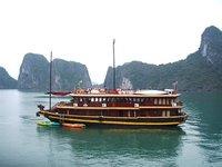 Halong Bay - Boat
