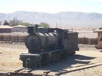 Atacama Desert - Train Cemetary