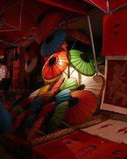 Luang Prabang Night Market, Laos