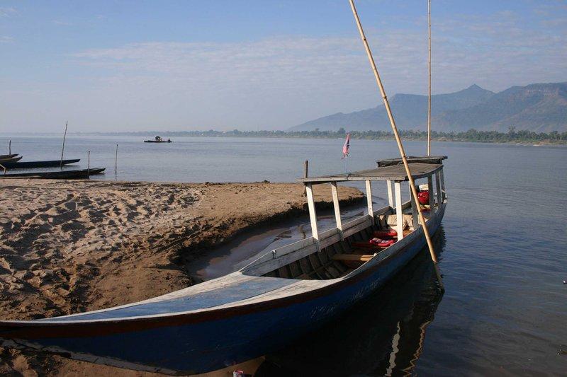 Four Thousand Islands, Mekong River, Champasak, Laos