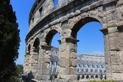 An impressive feat of architecture from the 1st-century