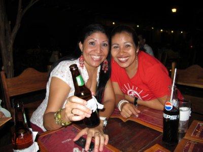 Valeria and Eva
