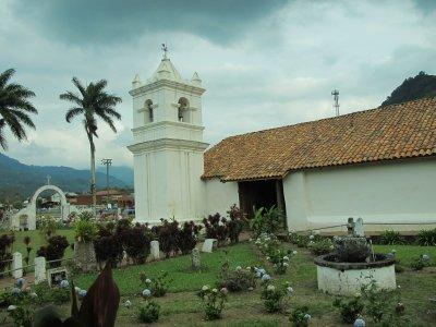 The oldest church still in use in Costa Rica, found in Orosi