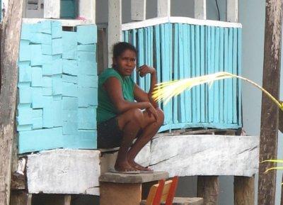 Lazy days in Bocas