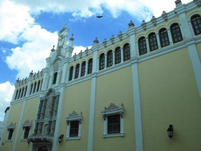 Old buildings in Casco Viejo