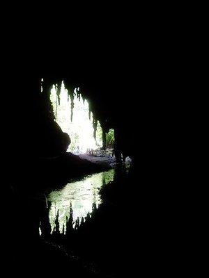 Cueva de guácharos - Caripe