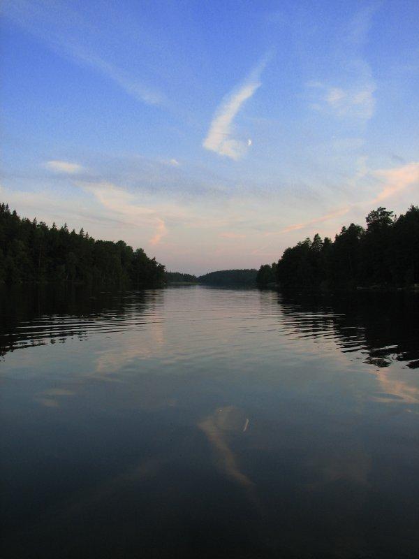 Scandinavian summer night