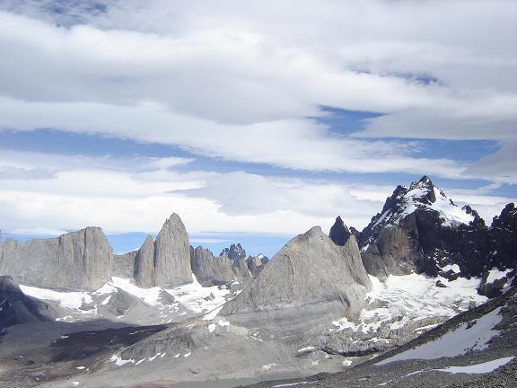 Valle Francés - P.N. Torres del Paine