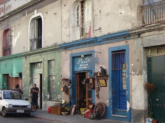 Street in Montevideo