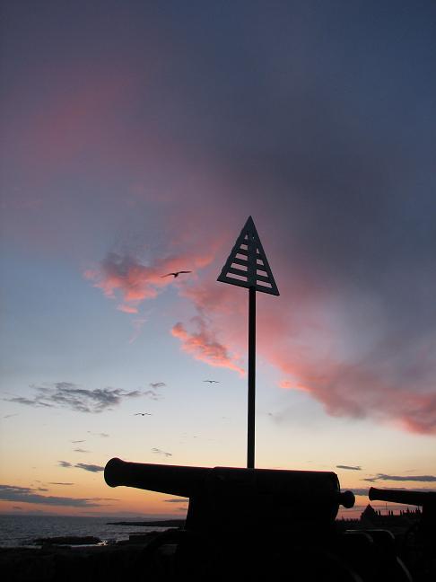 Navigation mark - Christiansö