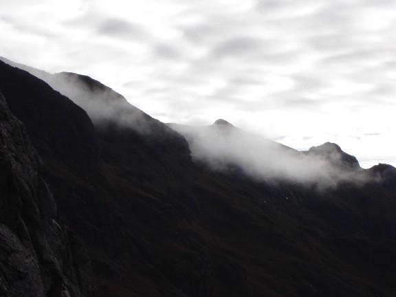 Morning mist - Parque Nacional Cajas