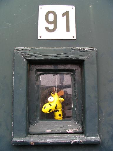 Number 91 - Leiden