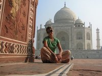 Taj Mahal & I