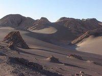 Valle de la Luna - Atacama desert