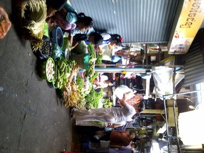 Early morning at the Russian Market. Be there early. Noontime is scorching.