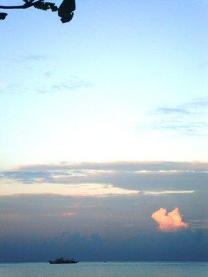 Mornings in Sarangani
