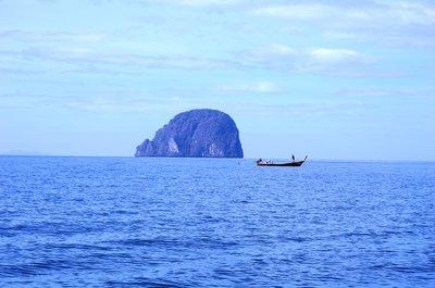 The vast expanse of Andaman Sea