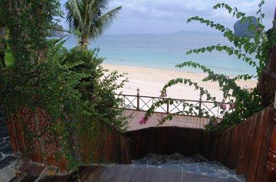 Spa treat in Koh Ngai