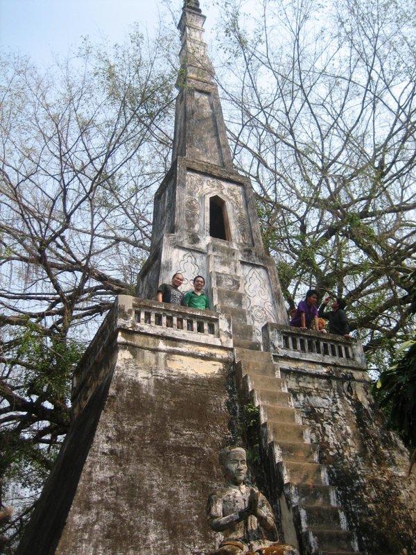 Buddha Park sculpture