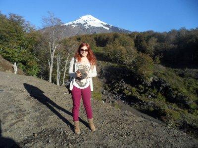 Me and my stash of Volcanic rocks muwahahahaa!!!