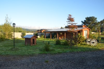 another of the cabins on the property