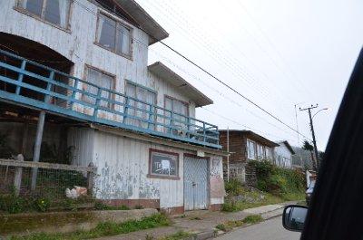 Buildings of Queule