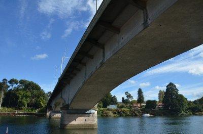 Bridge over River Call- Calle