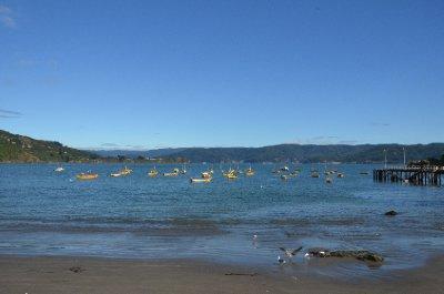 Beach in Los Molinos