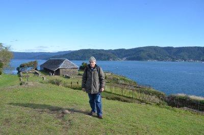 Dad in Niebla