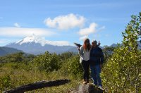 Us and Volcan Villarrica