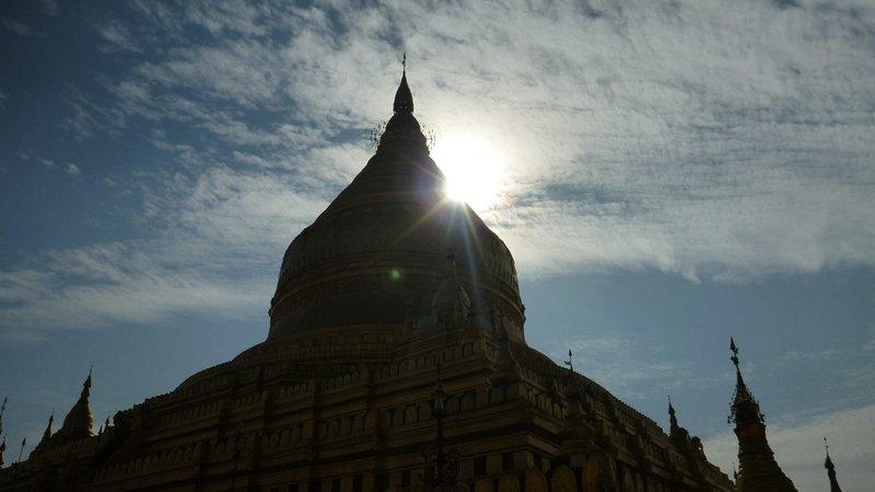 Burma Sun Pagoda