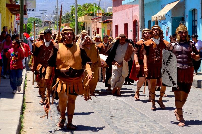 Passion Play, Good Friday - San Antonio