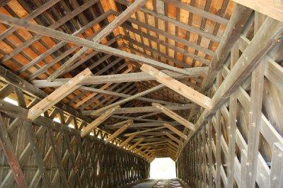 Matin's Mill Covered Bridge