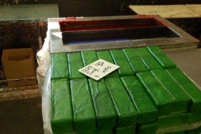 Sugarbush Farm - Cheese dipped in green wax