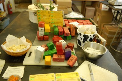 Sugarbush Farm - So Many Cheeses to Sample
