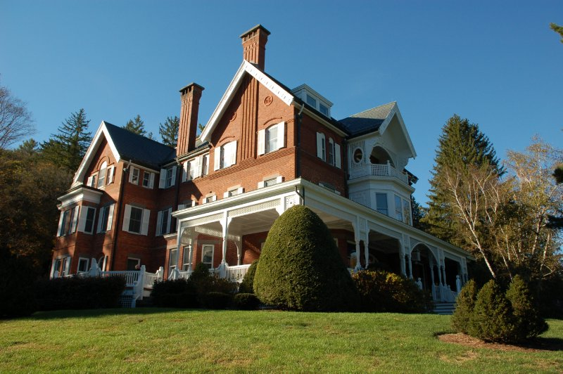Marsh-Billings-Rockefeller Home